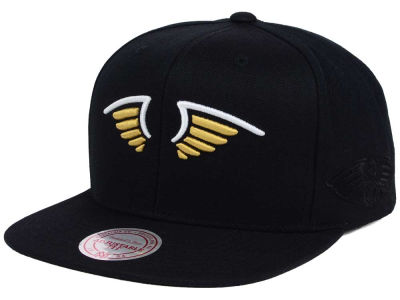 New Orleans Pelicans Mitchell and Ness NBA Elements Snapback Cap