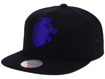 Sacramento Kings Mitchell and Ness NBA Elements Snapback Cap