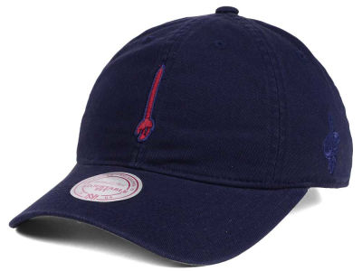 Cleveland Cavaliers Mitchell and Ness Mitchell and Ness NBA Elements Dad Hat Strapback Cap
