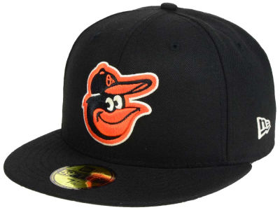 Baltimore Orioles New Era MLB Classic Gray Under 59FIFTY Cap
