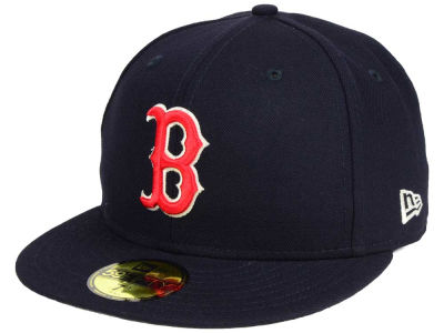 Boston Red Sox New Era MLB Classic Gray Under 59FIFTY Cap