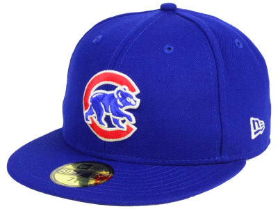 Chicago Cubs New Era MLB Classic Gray Under 59FIFTY Cap