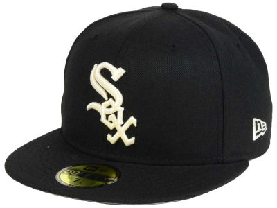 Chicago White Sox New Era MLB Classic Gray Under 59FIFTY Cap