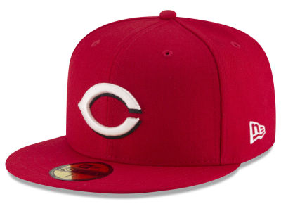 Cincinnati Reds New Era MLB Classic Gray Under 59FIFTY Cap
