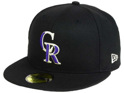 Colorado Rockies New Era MLB Classic Gray Under 59FIFTY Cap