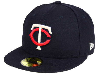 Minnesota Twins New Era MLB Classic Gray Under 59FIFTY Cap
