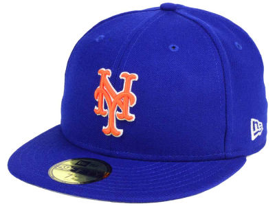 New York Mets New Era MLB Classic Gray Under 59FIFTY Cap
