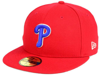 Philadelphia Phillies New Era MLB Classic Gray Under 59FIFTY Cap