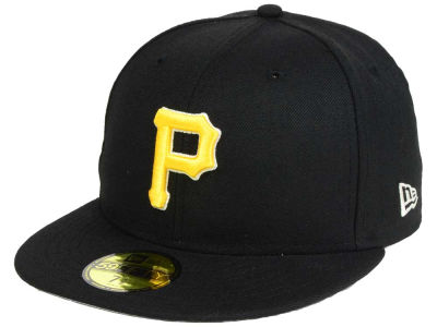 Pittsburgh Pirates New Era MLB Classic Gray Under 59FIFTY Cap