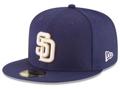 San Diego Padres New Era MLB Classic Gray Under 59FIFTY Cap