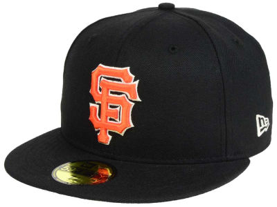 San Francisco Giants New Era MLB Classic Gray Under 59FIFTY Cap