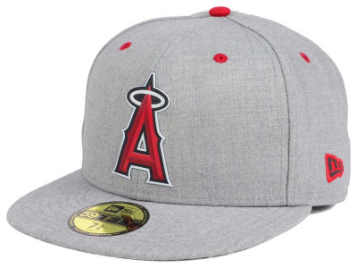 Los Angeles Angels New Era MLB Dual Flect 59FIFTY Cap
