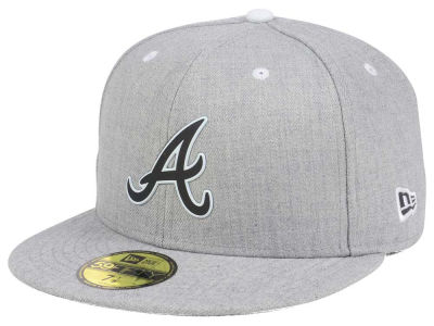 Atlanta Braves New Era MLB Dual Flect 59FIFTY Cap