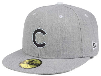 Chicago Cubs New Era MLB Dual Flect 59FIFTY Cap