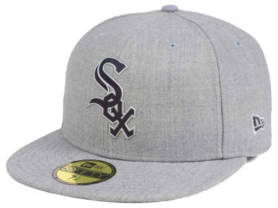 Chicago White Sox New Era MLB Dual Flect 59FIFTY Cap