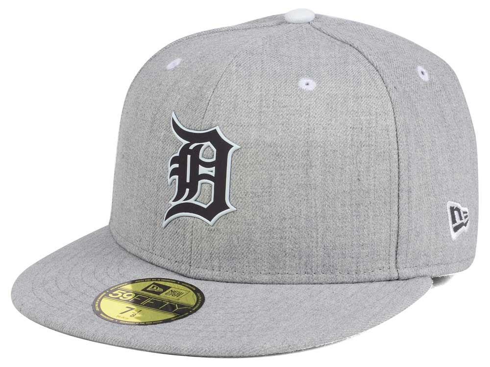online store 55011 f3492 Detroit Tigers New Era MLB Dual Flect 59FIFTY Cap   lids.com