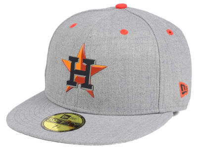 Houston Astros New Era MLB Dual Flect 59FIFTY Cap