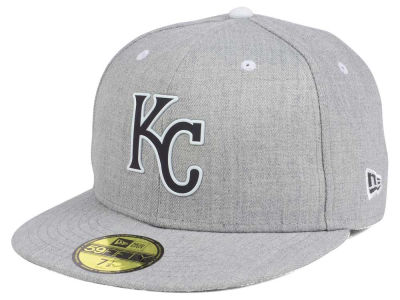 Kansas City Royals New Era MLB Dual Flect 59FIFTY Cap