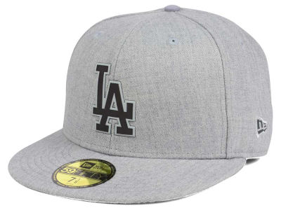 Los Angeles Dodgers New Era MLB Dual Flect 59FIFTY Cap