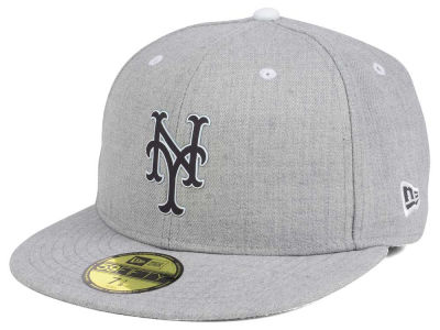 New York Mets New Era MLB Dual Flect 59FIFTY Cap