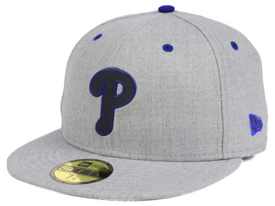 Philadelphia Phillies New Era MLB Dual Flect 59FIFTY Cap