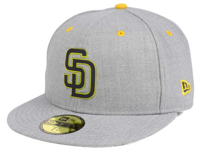 San Diego Padres New Era MLB Dual Flect 59FIFTY Cap