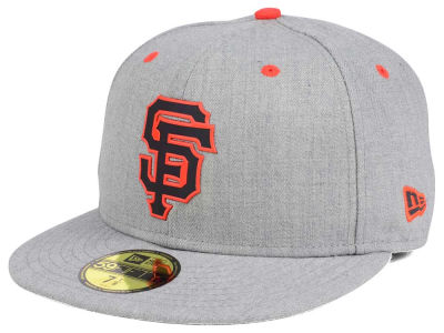 San Francisco Giants New Era MLB Dual Flect 59FIFTY Cap