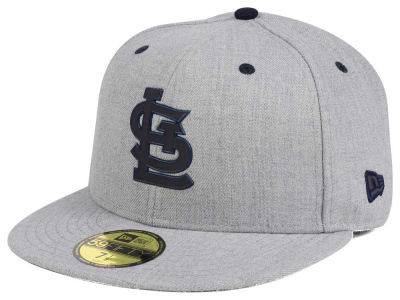 St. Louis Cardinals New Era MLB Dual Flect 59FIFTY Cap