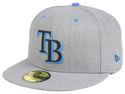 Tampa Bay Rays New Era MLB Dual Flect 59FIFTY Cap