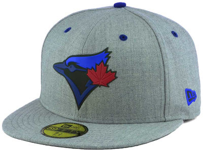 Toronto Blue Jays New Era MLB Dual Flect 59FIFTY Cap