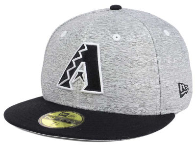 Arizona Diamondbacks New Era MLB Shady Black 59FIFTY Cap