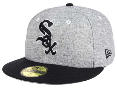 Chicago White Sox New Era MLB Shady Black 59FIFTY Cap