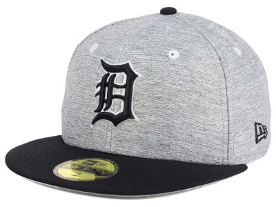 Detroit Tigers New Era MLB Shady Black 59FIFTY Cap