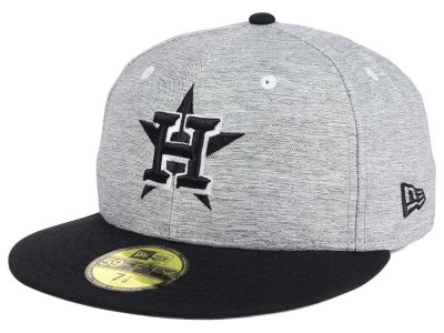 Houston Astros New Era MLB Shady Black 59FIFTY Cap