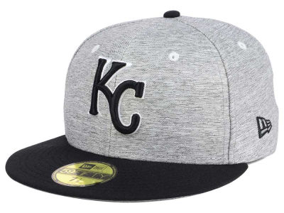 Kansas City Royals New Era MLB Shady Black 59FIFTY Cap