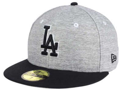 Los Angeles Dodgers New Era MLB Shady Black 59FIFTY Cap