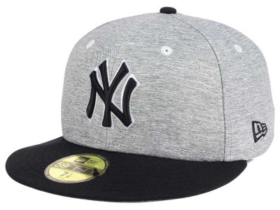 New York Yankees New Era MLB Shady Black 59FIFTY Cap
