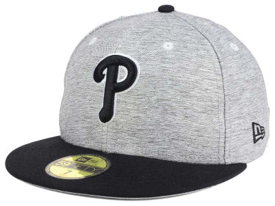 Philadelphia Phillies New Era MLB Shady Black 59FIFTY Cap