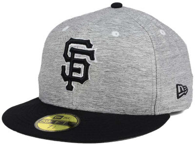 San Francisco Giants New Era MLB Shady Black 59FIFTY Cap