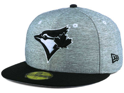 Toronto Blue Jays New Era MLB Shady Black 59FIFTY Cap