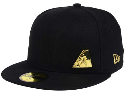 Arizona Diamondbacks New Era MLB Flawless OGold 59FIFTY Cap