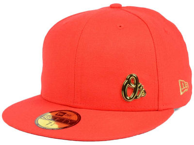 Baltimore Orioles New Era MLB Flawless OGold 59FIFTY Cap