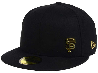 San Francisco Giants New Era MLB Flawless OGold 59FIFTY Cap
