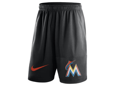 Miami Marlins Nike MLB Men's Dry Fly Shorts