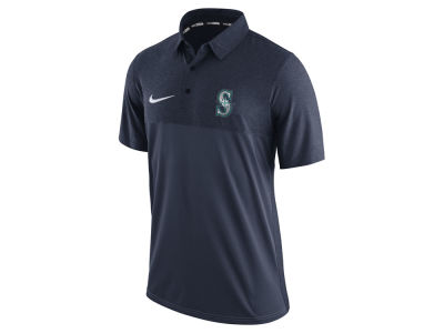 Seattle Mariners Nike MLB Men's AC Elite Polo 1.7