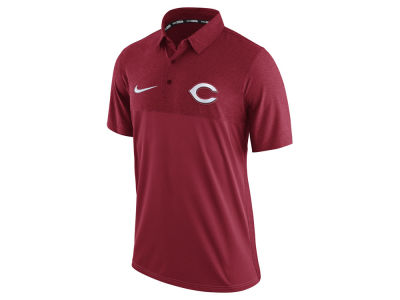 Cincinnati Reds Nike MLB Men's AC Elite Polo 1.7