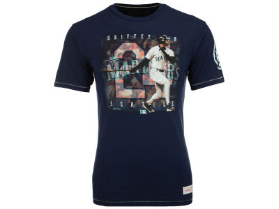 Seattle Mariners Ken Griffey Jr. MLB Men's Hall of Fame Inductees T-Shirt