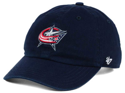 Columbus Blue Jackets '47 NHL Kids '47 CLEAN UP Cap