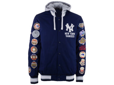 New York Yankees MLB Men's Glory Comm Jacket
