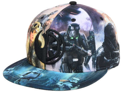 Star Wars Rogue One All Over 59FIFTY Cap